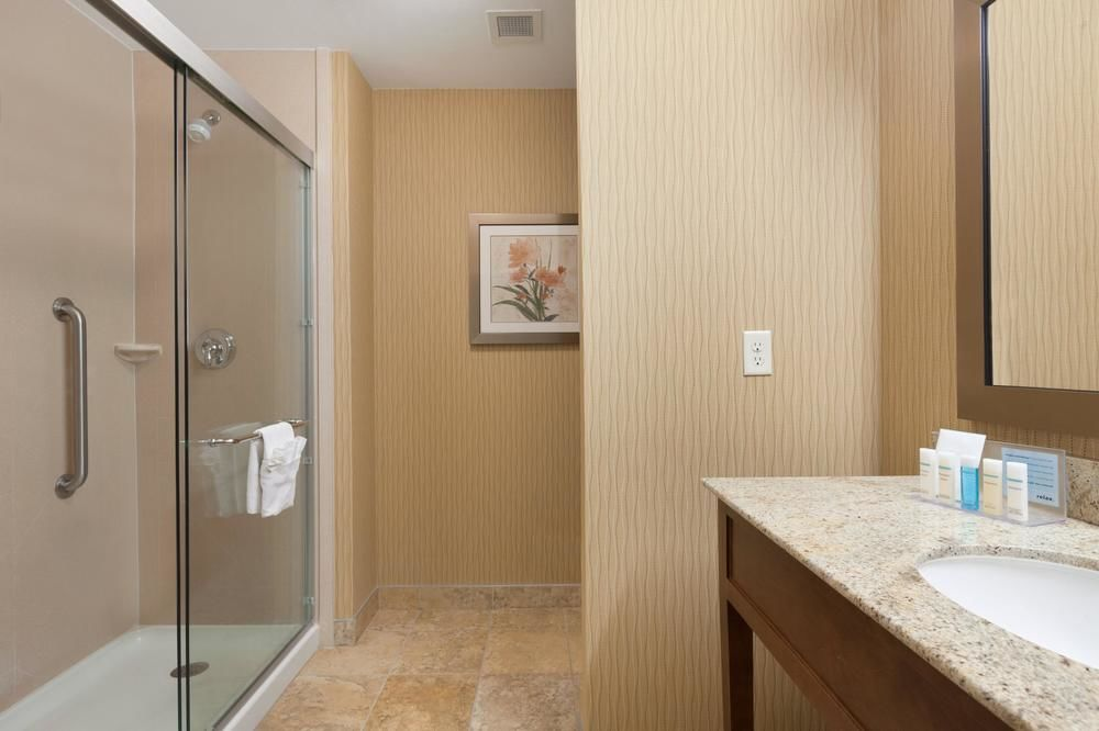 Bathroom Vanities and Shower Enclosure Package