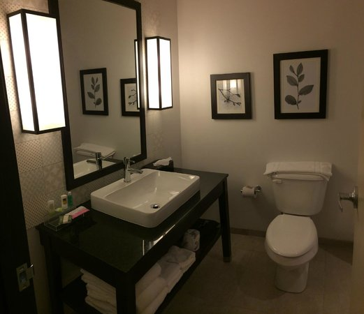 Bathroom Vanities by Granite top for Country Inn and Suites by Radisson