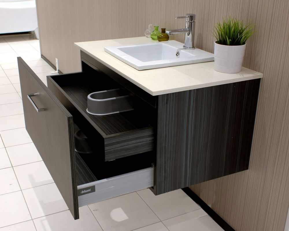 Bathroom Vanities Wall Mounted Installation