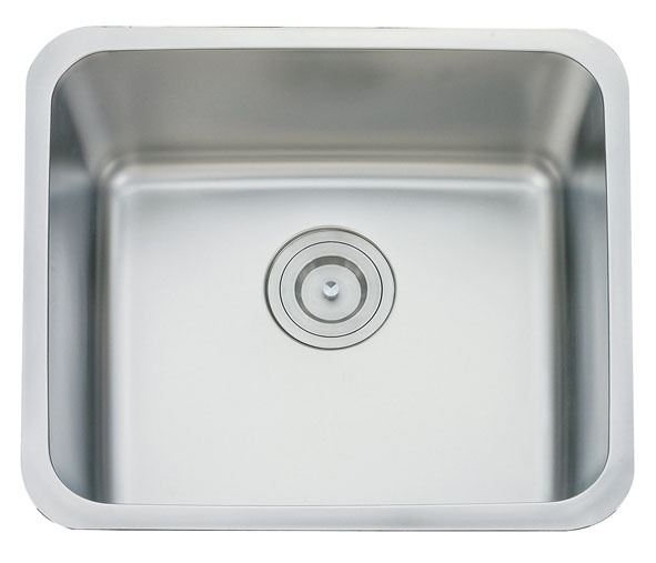 Drawn Stainless Steel Sink