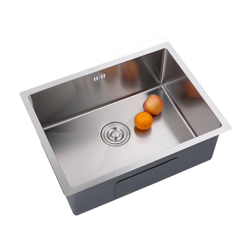 Fabricated Stainless Steel Kitchen Sink
