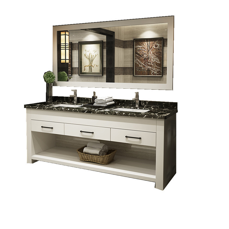 Freestanding Bathroom Wooden Vanity