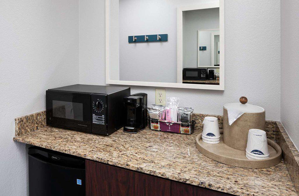 Hospitality Center Wet Bar Granite Countertop